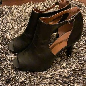 Brand new lane Bryant heels